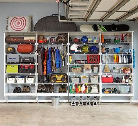 garage organization racks 20 diy garage shelves to meet your storage needs home