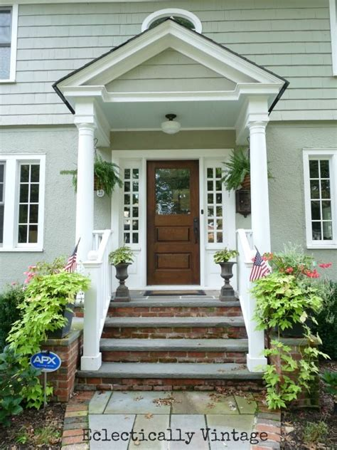 Ideas For Steps For Front Door by 25 Best Front Steps Ideas On Front Door Steps