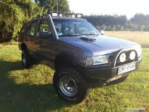 Opel Frontera A Opel Frontera A 2 3td Doinwestowana 4x4 Polecam