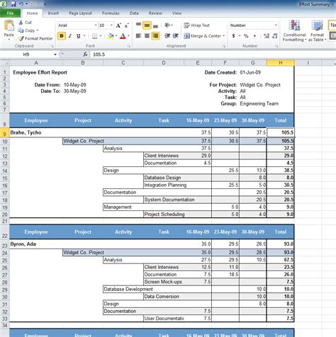 Senomix : Easy Office Timesheet Software