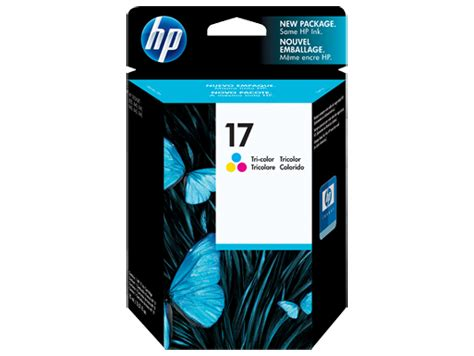 hp 17 tri color original ink cartridge c6625a hp 174 united states