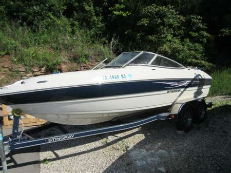 stingray deck boat for sale stingray boats for sale 11 boats