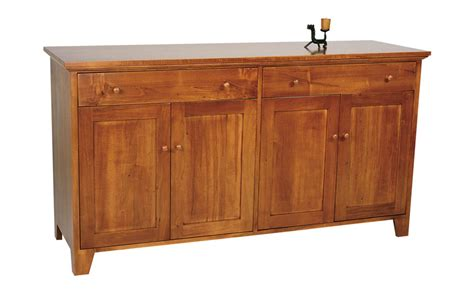 kitchen buffet furniture vermont country buffet hutch fairhaven furniture