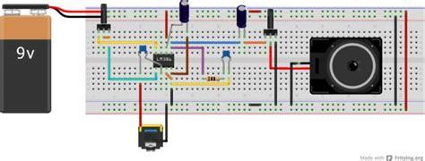 portable speaker wiring diagram wiring diagram
