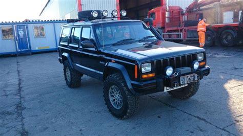 jeep club 1995 xj 4 0l ltd jeepey jeep club
