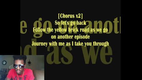 eminem yellow brick road lyrics eminem yellow brick road lyrics reaction youtube