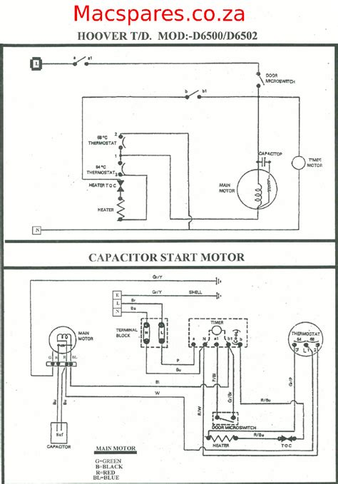 single phase motor capacitor wiring diagram get free