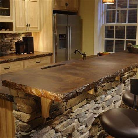 stone kitchen island best 25 stone kitchen island ideas on pinterest kitchen