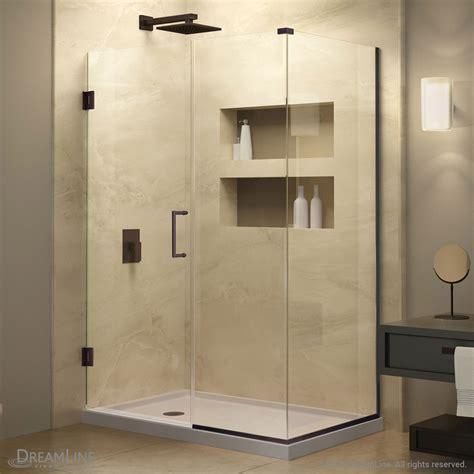 unidoor plus hinged shower enclosure