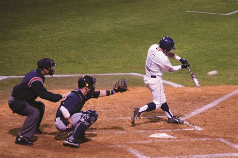 baseball swing finish unf spinnaker osprey baseball beats bethune cookman in