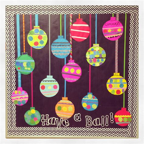 first grade blue skies easy ornament bulletin board