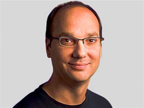 android founder android co founder andy rubin reported to start his own smartphone brand gizbot