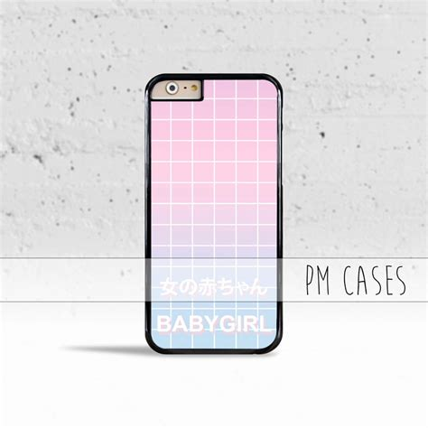Dc Shoes Pattern Z3097 Iphone 5 5s Se Casing Custom Hardcase babygirl pastel grid aesthetics cover for apple iphone 4 4s 5 5s 5c 6 6s plus ipod touch