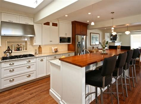 Kitchen Remodel White Cherry Cabinets Traditional Kitchen Remodels With White Cabinets