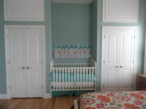put baby in the closet 15 lovely converted closet nurseries