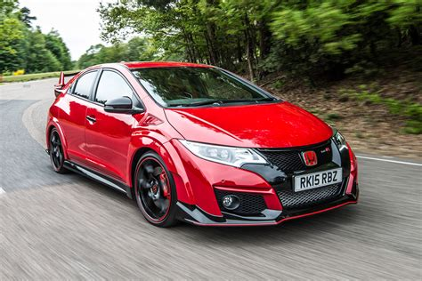 New Honda Civic Type R 2015 review   Auto Express