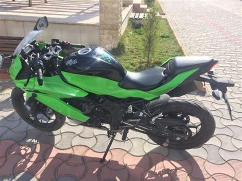sahibinden kawasaki ninja  sl satilik motosiklet