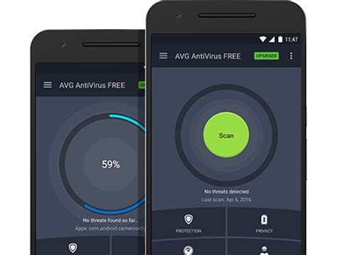 free mobile antivirus for android phone avg antivirus for android mobile security