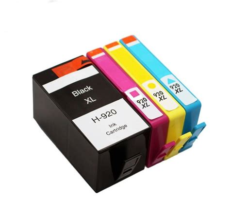 Hp 920xl Colour economy compatible hp 920xl colour multipack c2n92ae