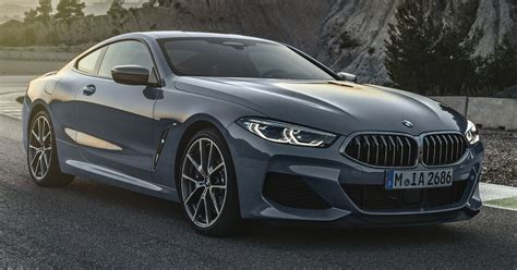 New Bmw 2018 8 Series by Bmw 8 Series New Flagship Sports Coupe Unveiled