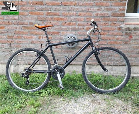 vendo cuadro mtb mtb r26 cuadro de hierro usada en venta btt