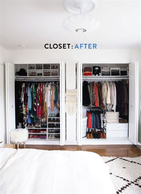 closet makeover designlovefest home sweet home