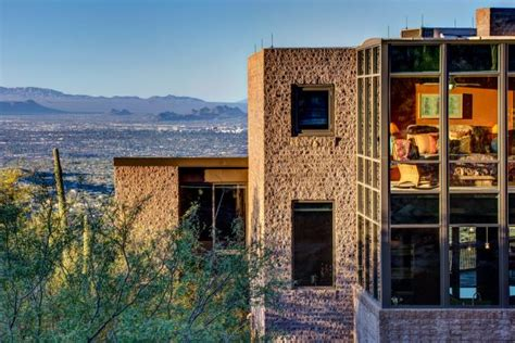 tour a desert contemporary home in tucson ariz hgtv