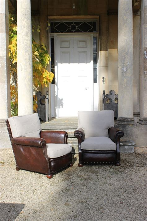 comfortable leather club chairs comfortable pair of country house leather club chairs