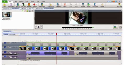 presensi tutorial upi 2015 videopad jauh lebih baik dari aplikasi movie maker