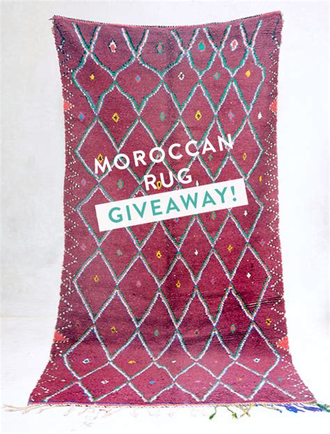pink rug co d e s i g n l o v e f e s t 187 pink rug co giveaway