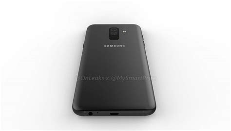 a samsung samsung galaxy a6 and a6 plus rendered images published android community