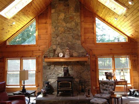 exeter ri home  sale acreage  log contemporary home