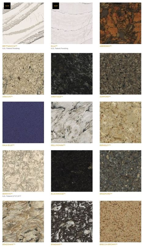 Cambria Quartz Countertops Colors Cambria Countertops Colors Biketothefuture Org