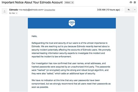 edmodo ceo 77 million edmodo users are hacked as widespread