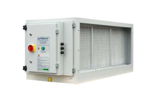 Purified Air Is Stylish The Ionflow Is More Stylish by Electrostatic Precipitator Esp Commercial Kitchen