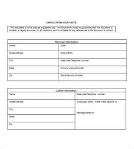 Simple Promissory Note Template by Doc 600528 Promissory Note Simple Promissory Note 21