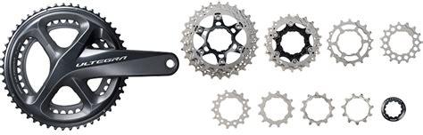 cassetta shimano ultegra shimano ultegra r8000 il nuovo gruppo per bici da corsa