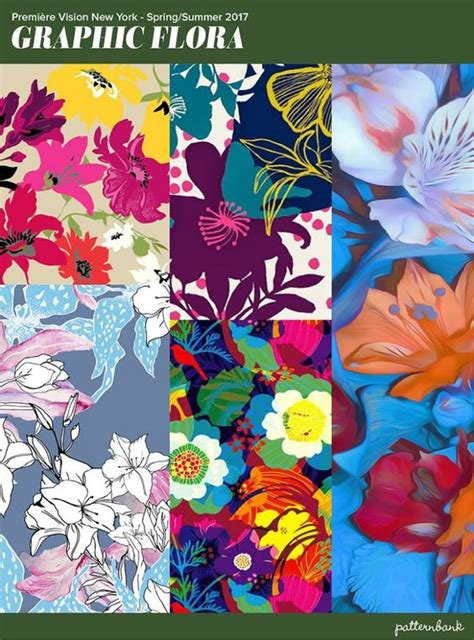 patternbank ss 2017 fashion vignette trends patternbank key print trends