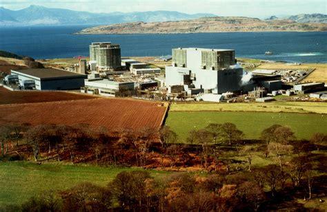 a b hunterston a b power stations