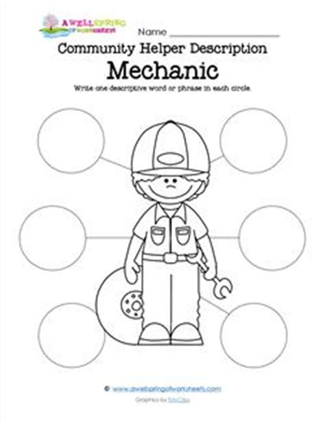 Auto Mechanic Worksheets by Grade Level Worksheets A Wellspring Of Worksheets