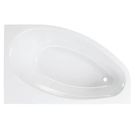 baignoire d angle 115x115 baignoire d angle en acryl amande les baignoires d angle