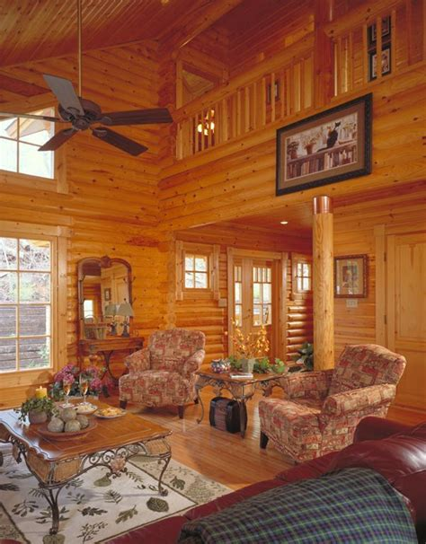 78 best log home interior designs images on