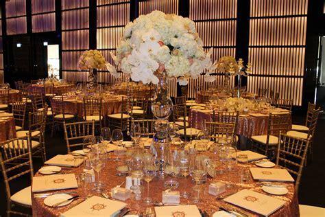 Wedding Decor By Art and Flower, Armani Hotel Event. Dubai