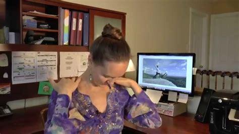 yoga maryse lehoux youtube mal de t 234 te 7 exercices de yoga 224 faire avec maryse