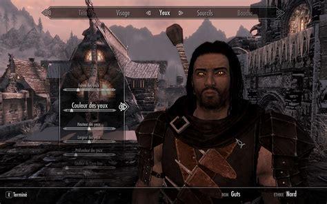 skyrim mod geralt geralt eyes at skyrim nexus mods and community