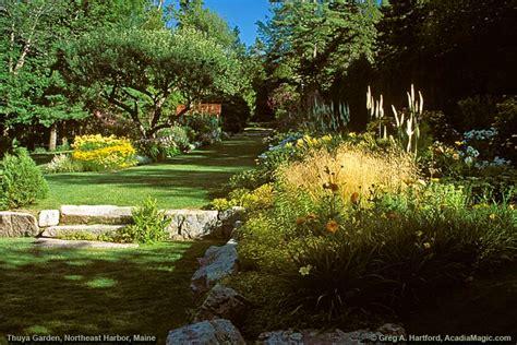 Bar Harbor Botanical Gardens by June Gardens In Maine Are Stunning Join Us Pentagoet