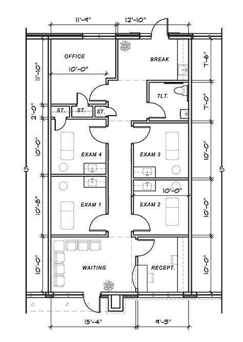 medical office floor plans medical office floor plan sles decorating inspiration