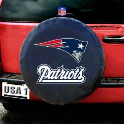 Patriots Jeep Tire Cover New Patriots Small Bottle Cover