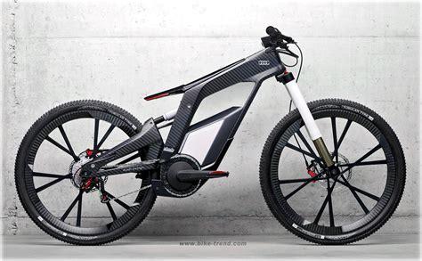 Mountainbike Audi by Audi E Bike Concept By Audi Design 2012 Bike Trend