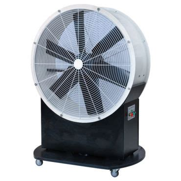 swing fan m 602 frp super swing positive pressure fan